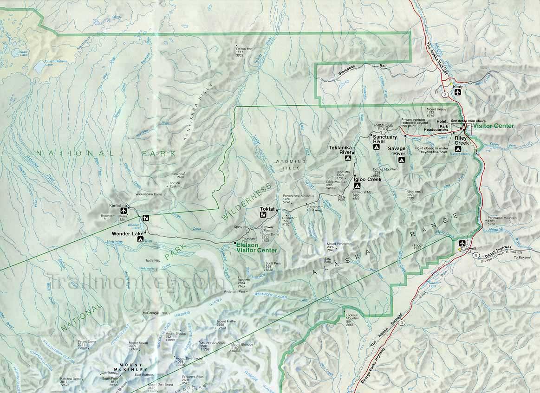 Alaska Trailmonkey