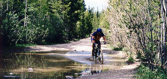Apsen area: Maroon Bells & Castle Creek Area mountain bike trails